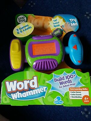 leap frog word whammer