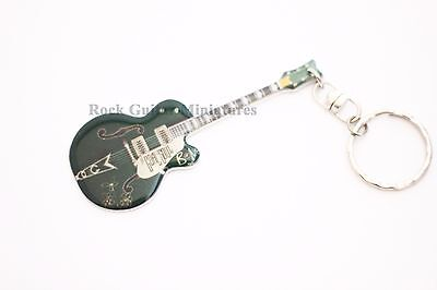 RGM9976 Bono U2 Guitar Stainless Steel Keyring from RGM