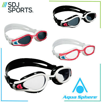 Aqua Sphere Kaiman Exo Ladies Adult Uv Anti-Fog Swimming Triathlon Goggles