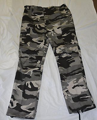 New night urban combat style pants size medium (#bte74)