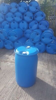 120 litre barrel/Drum/Water butt/Storage Container