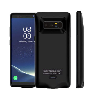 Samsung Galaxy Note 8 5500mAh Battery Charger Case Power Pack