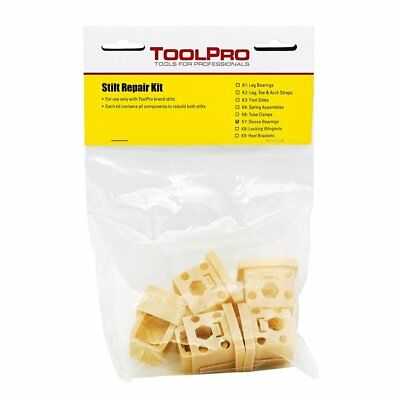 ToolPro Replacement Sleeve Bearing Kit for Stilts