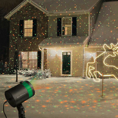 Laser Fairy Light Projection - Outdoor Laser Projector Light For Xmas Christmas
