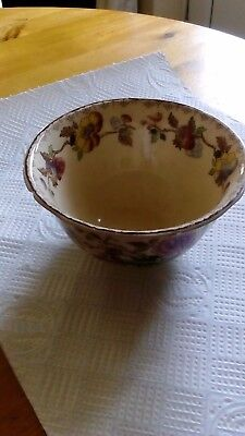 masons Nabob Bowl ,some damage with age ,very pretty ,12cm wide .