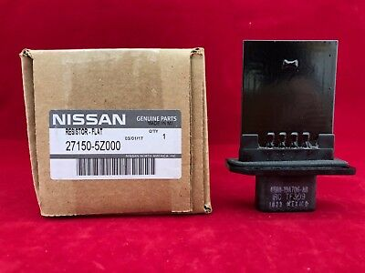 NEW Genuine OEM Nissan Frontier Pathfinder Blower Motor Resistor 27150-5Z000
