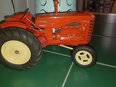 #77  Lesney Massey Harris 745D Tractor Large Scale