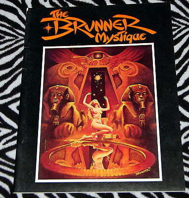 Brunner Mystique art fanzine March 1976