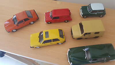 Lote De Coches Escala 1/43