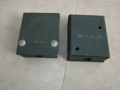 military land rover wing boxes