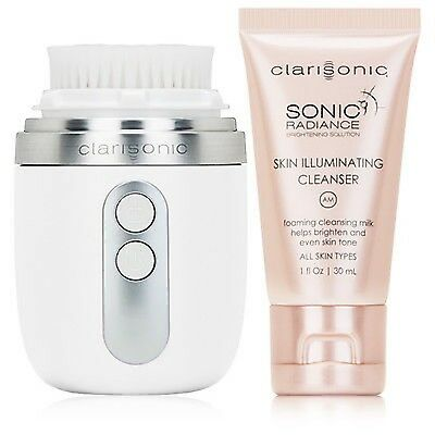 Boxed New Clarisonic Mia Fit Facial Cleansing System For Women With Uk Adaptor
