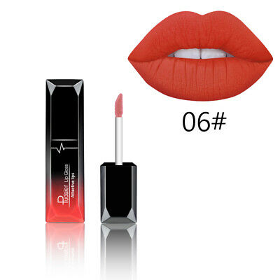 Makeup Sexy Matte Velvet flash Long Lasting Lipgloss Liquid Lipstick Lip Cream
