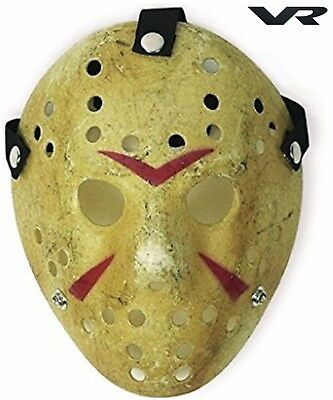 Friday The 13Th Hockey Mask Halloween Costume Jason Voorhees Horror Mask Kids