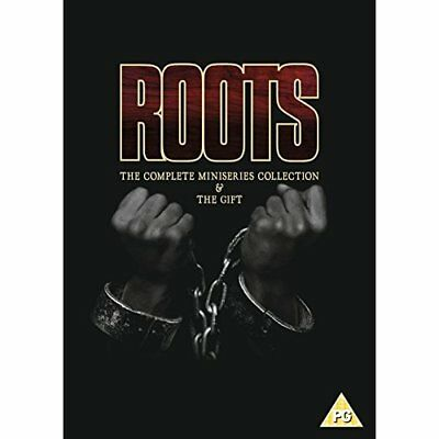 The Roots Complete Collection DVD Box Set UK Region 2 New and Sealed