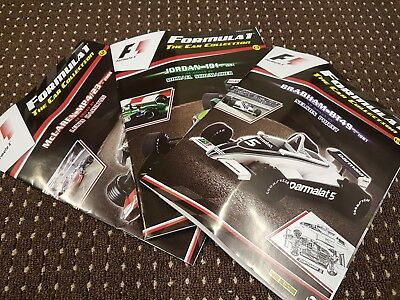 Formula 1 Car Collection set of 3. Perfect Christmas gift or stocking filler