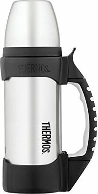 Thermos The Rock Stainless Steel Flask, 1.0 L