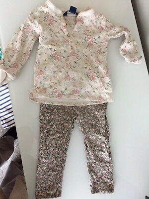 Ralph Lauren girls outfit 2yrs