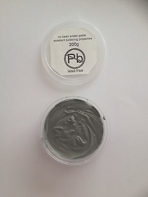 Lead-Free Soldering Paste Pot 200g Type-862  Rohs Smt / Rework