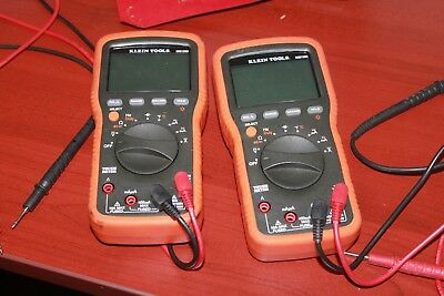 Pre-Owned Klein Tools Electrician's HVAC Multimeter - MM1000
