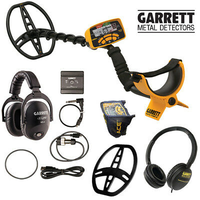 NEW Garrett Ace 400i Metal Detector with Z-Lynk Package