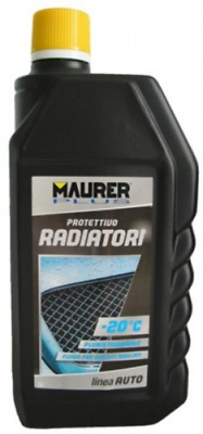 Para protectora Radiatatori Maurer Plus -20 ° Ml 1000 Colores Auto