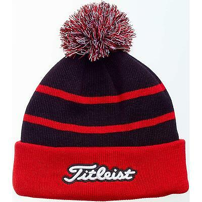 Titleist Winter Pom Pom Golf Beanie Hat