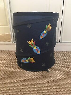 Next Lift Off Pop Up Laundry Wash Toy Bin