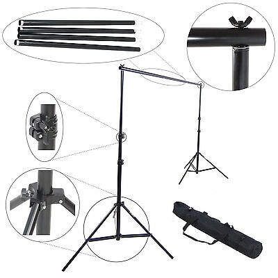 Studio Photo Video Backdrop Background Support DynaSun FS901 3m w/ Anti-Shock