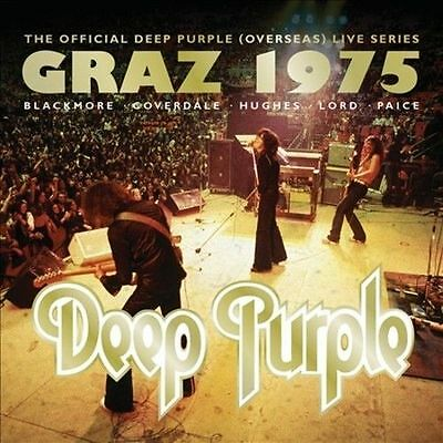 Deep Purple - Live in Graz 1975 [Digipak] - CD