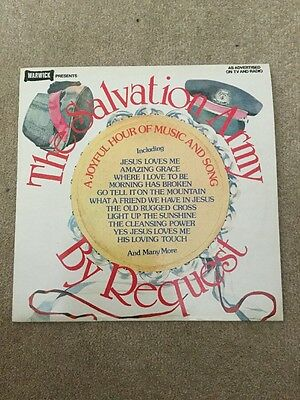 The Salvation Army By Request Vinyl Lp