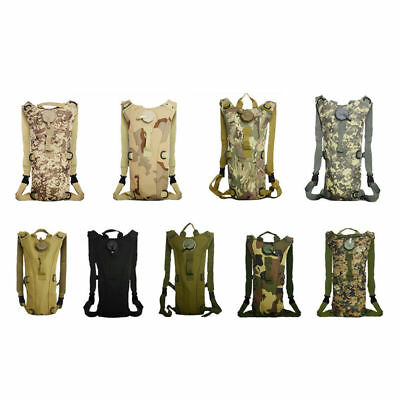 Water Bladder Bag Hydration Backpack Camelbak Pack Hiking Camping Cycling2.5L 3L