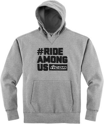 Icon Ride Among Us Hoodie