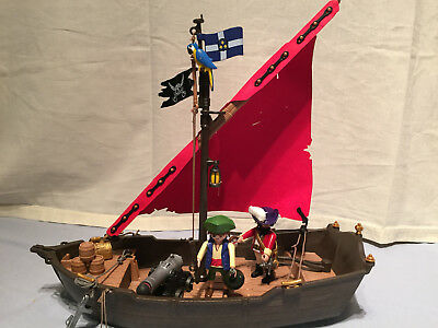 Playmobil 4444 - Piraten - Kanonensegler