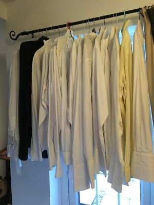 18 Wing Collar Shirts And Other Shirts- Ex Theatrical Hire Used