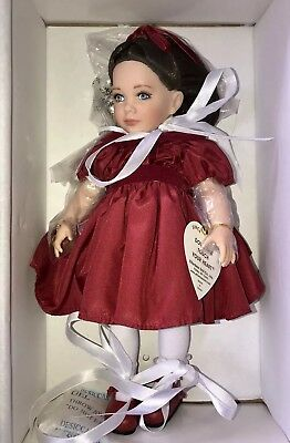 tonner effanbee doll 2008 MRS WILLOWBY's FIRST GRADE CLASS *CHRISTMAS PAGEANT*