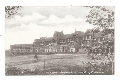 Nice Printed Postcard Of Midhurst Sanitorium Sussex  From Pinewoods