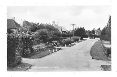 Superb Real Photographic Postcard Of East Close Middleton-On-Sea Sussex