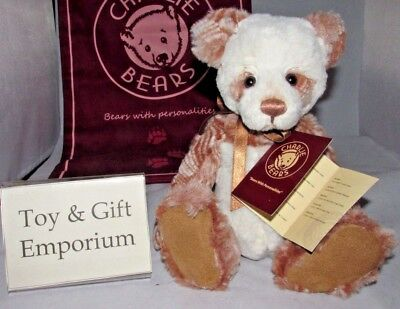 Charlie Bears LIDDY (Brand New Stock!)