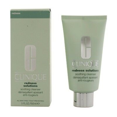 Comprar Clinique - REDNESS SOLUTIONS soothing cleanser 150 ml nuevo barato