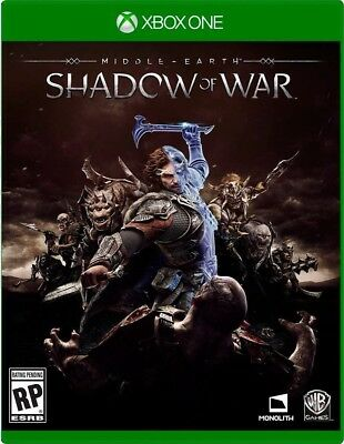 Middle-earth™: Shadow of War™ for Xbox One *Digital download* Read description
