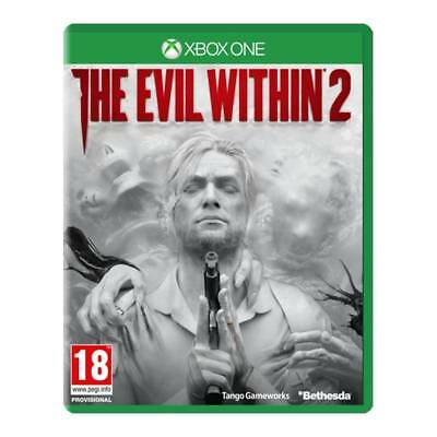 The Evil Within 2 for Xbox One *Digital download* Read description