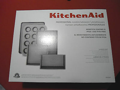 Kitchenaid 5-teiliges Backformen-Set