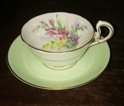 antique royal standard cabinet cup and saucer