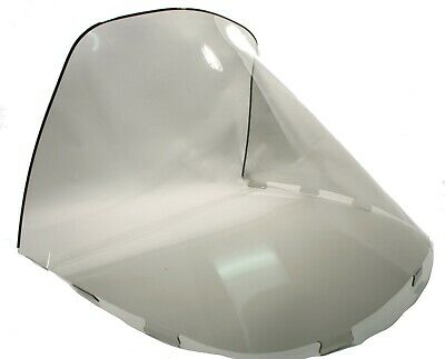 "Ski-Doo Safari 377, 377E, 1985-1988, 15"" Smoke Windshield"