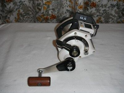 Shimano SLS Digitania 5000  2 speed lever drag reel.