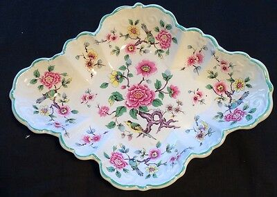 James Kent Old Foly Vintage Chintz Dish 10.5 Inches Across