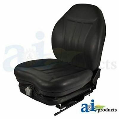 Bobcat High Back Industrial Seat w/ Suspension Fits Many Models