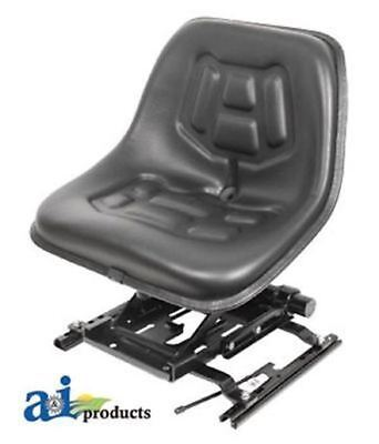 Case IH Seat w/ Suspension for Models 2400A, 248, H84, 258, 454, 484, 584, 785