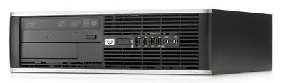 HP Compaq Elite 8000 SFF | E8400 4GB 250GB | DVDRW | Win7