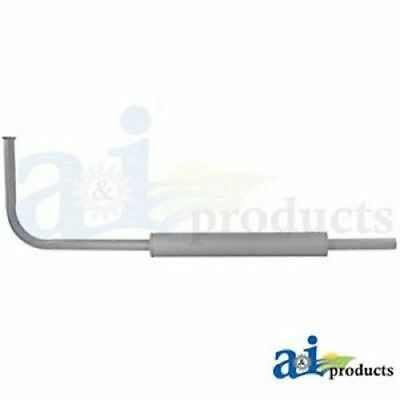 Horizontal Exhaust Muffler & Pipe Assembly For Ford Tractor Models 2N, 8N, 9N
